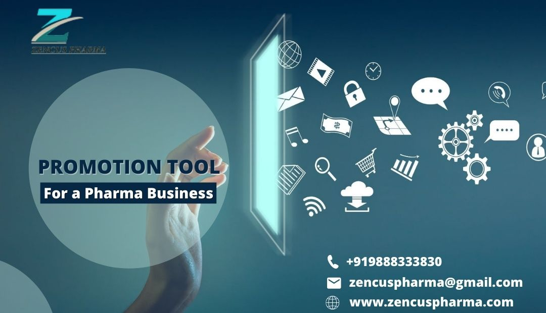 Know The Promotion Tool For A PCD Pharma Companies